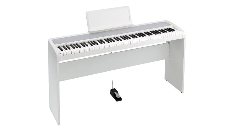 korg debuts affordable digital piano for beginners and intermediate players. Black Bedroom Furniture Sets. Home Design Ideas