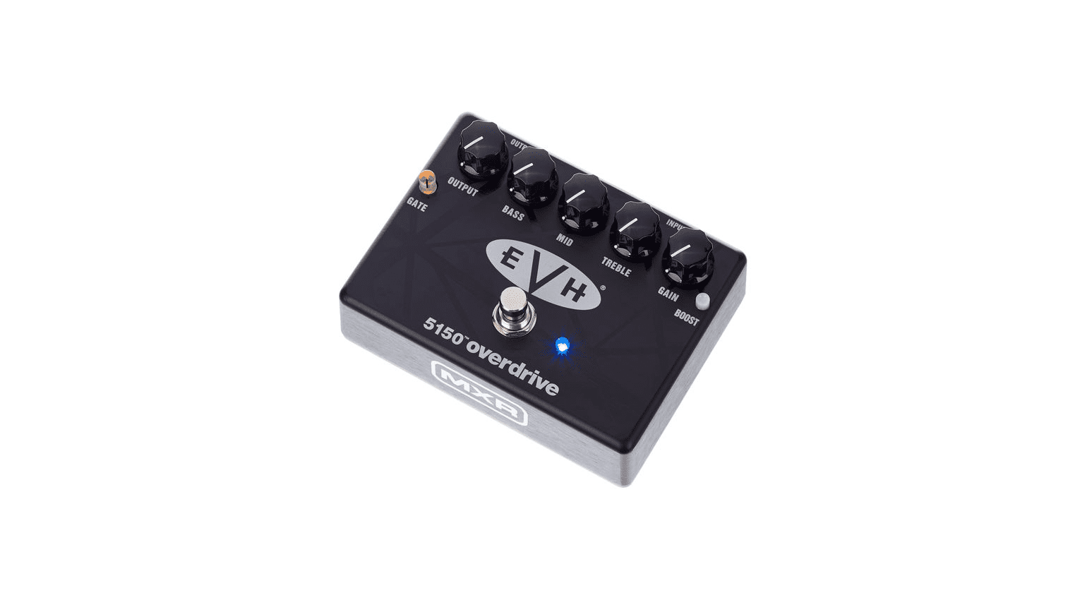 22cc6626c48 MXR EVH 5150 signature overdrive pedal launched - gearnews.com
