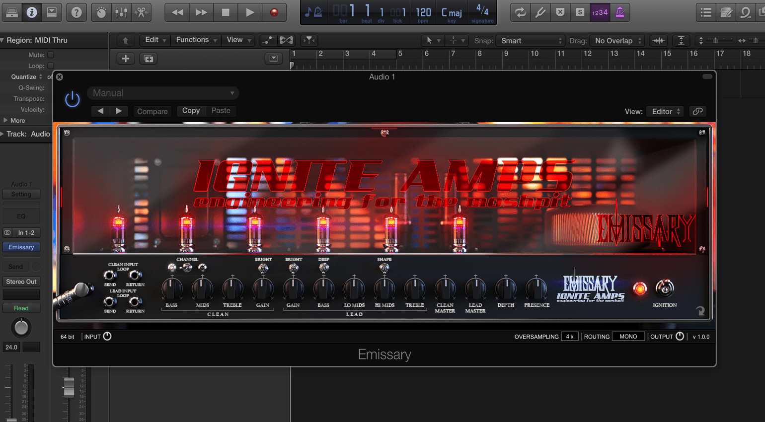 amplitube free alternative
