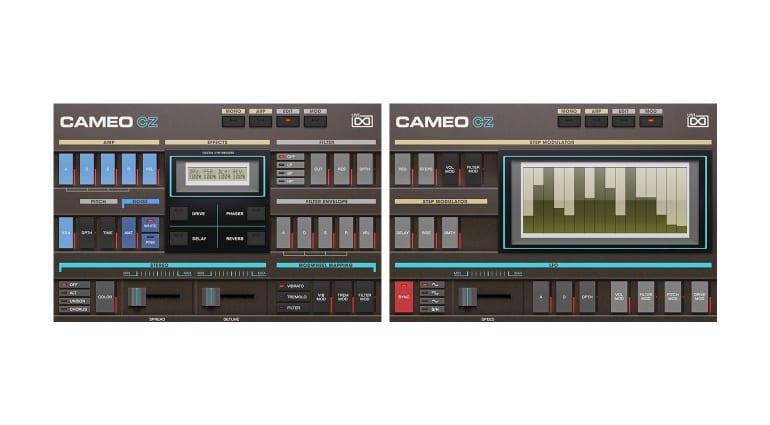 UVI Cameo Virtual Casio Synth