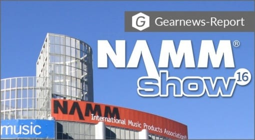 NAMM 2016 Report English