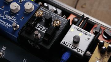 GigRig AutoPot MIDI