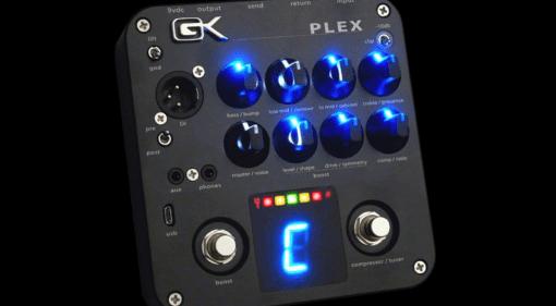 NAMM 2016 Gallien-Krueger PLEX preamp
