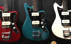 American Jazzmaster Specials Limited Edition Bigsby B50