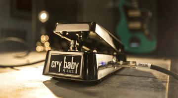 John Petrucci Signature Cry Baby Wah JP95 Dunlop