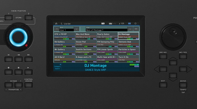 NAMM 2016: Yamaha unveils new MONTAGE flagship synthesizer featuring