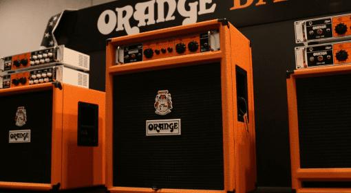 NAMM 2016 Orange unveils OB1-300 Bass Combo Eminence