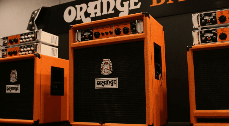 NAMM 2016 Orange unveils OB1-300 Bass Combo Eminence