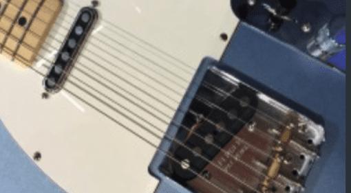 TV Jones Hybrid Telecaster pickup De Armond Magnets Wire USA NAMM Show 2016