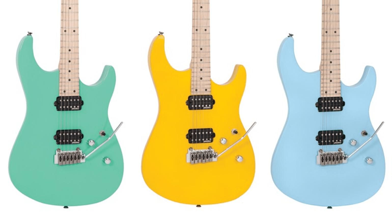 Vintage Guitars launch V6M24 models at NAMM