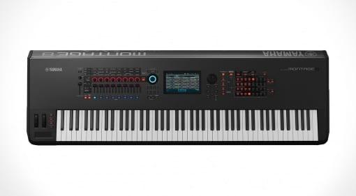 Yamaha Montage Synthesizer