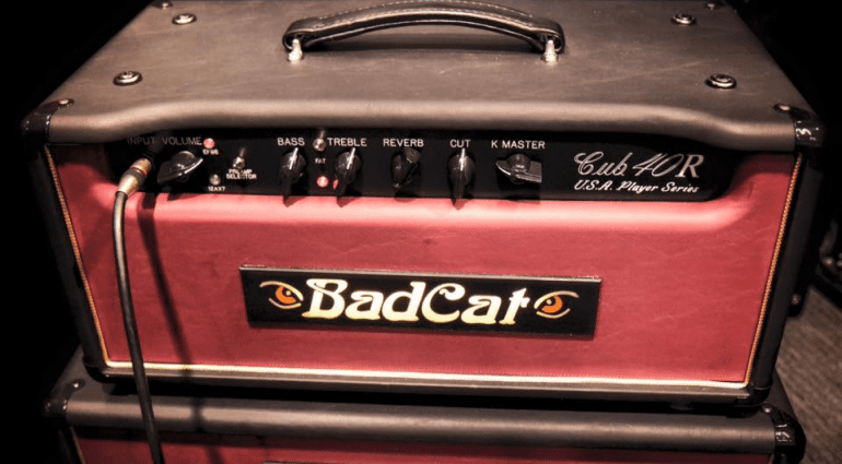 Bad Cat Amps USA Players Series NAMM 2016