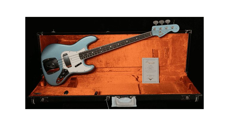 New Relic Bass