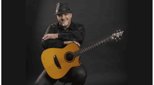 Cort guitars to launch new signature acoustic guitar for Frank Gambale