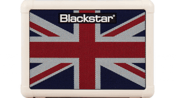 NAMM 2016: Blackstar Union Flag Special Fly
