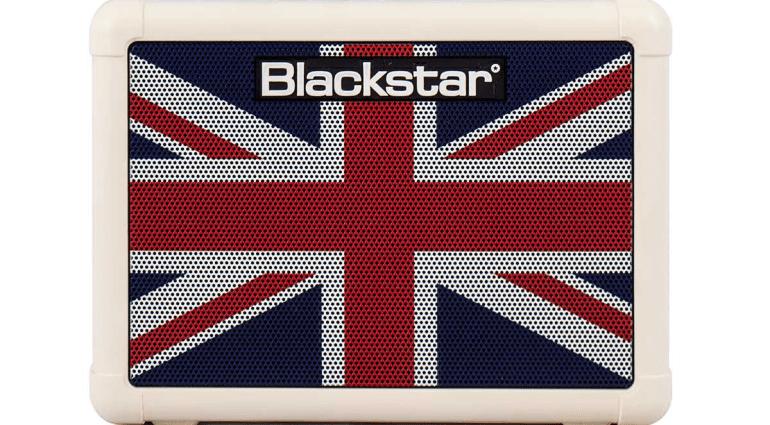 NAMM 2016: Blackstar Union Flag Special Fly