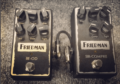 Friedman Amplification BE-OD and SIR-COMPRE