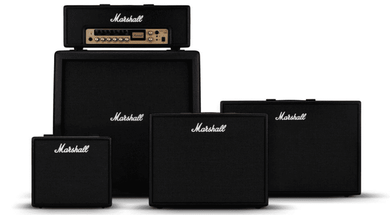 Marshall CODE Softube USB Bluetooth.