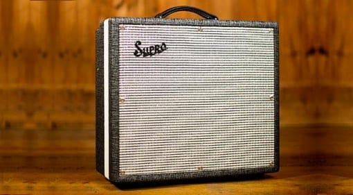Supro Amp Black Magick