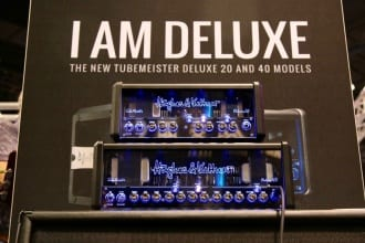 Hughes and Kettner TubeMeister Deluxe 20 40 watt Red Box DI Power Scaling
