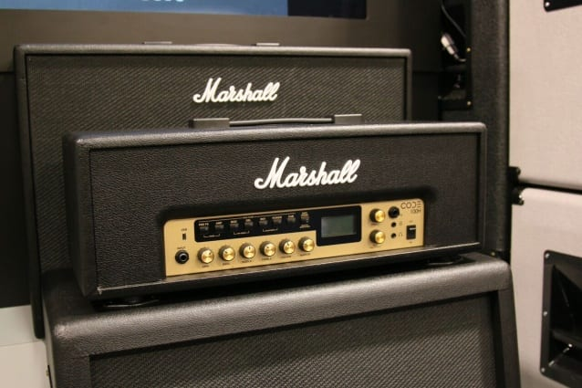 Marshall CODE BlueTooth Android Softube Amplifier Digital