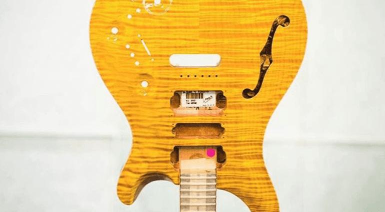 John Mayer PRS prototype rumours