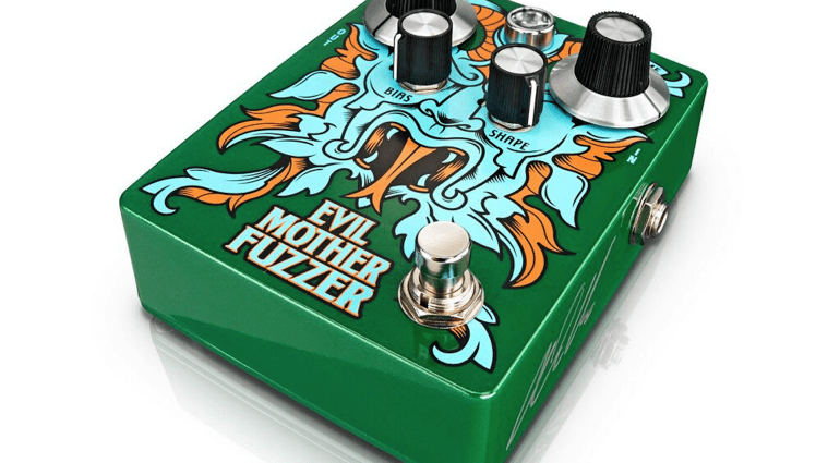 Dr No Effects germanium fuzz pedal limited numbers with Pablo van de Poel