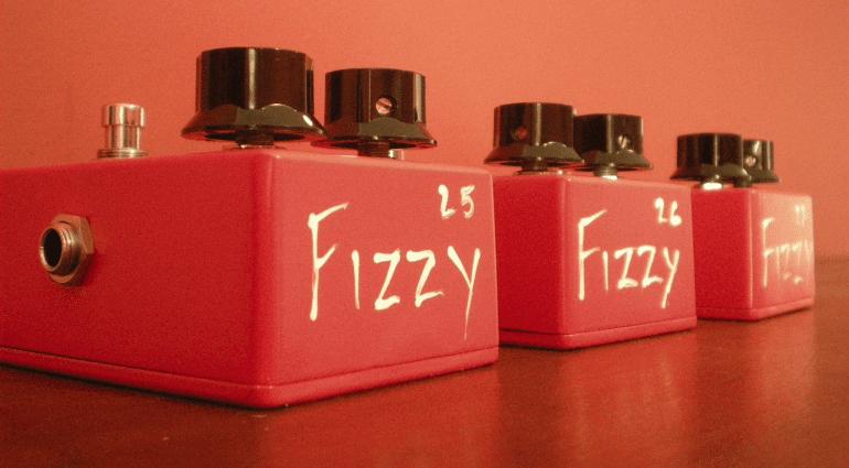 The Fizzy Fuzz Pedal