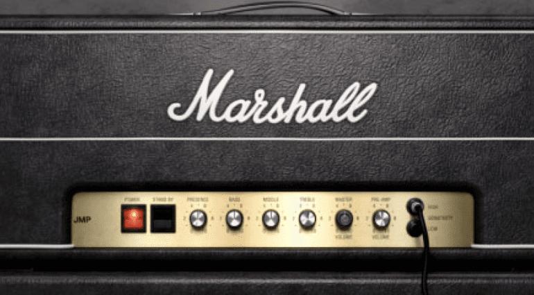 UAD Softube's Marshall JMP 2203