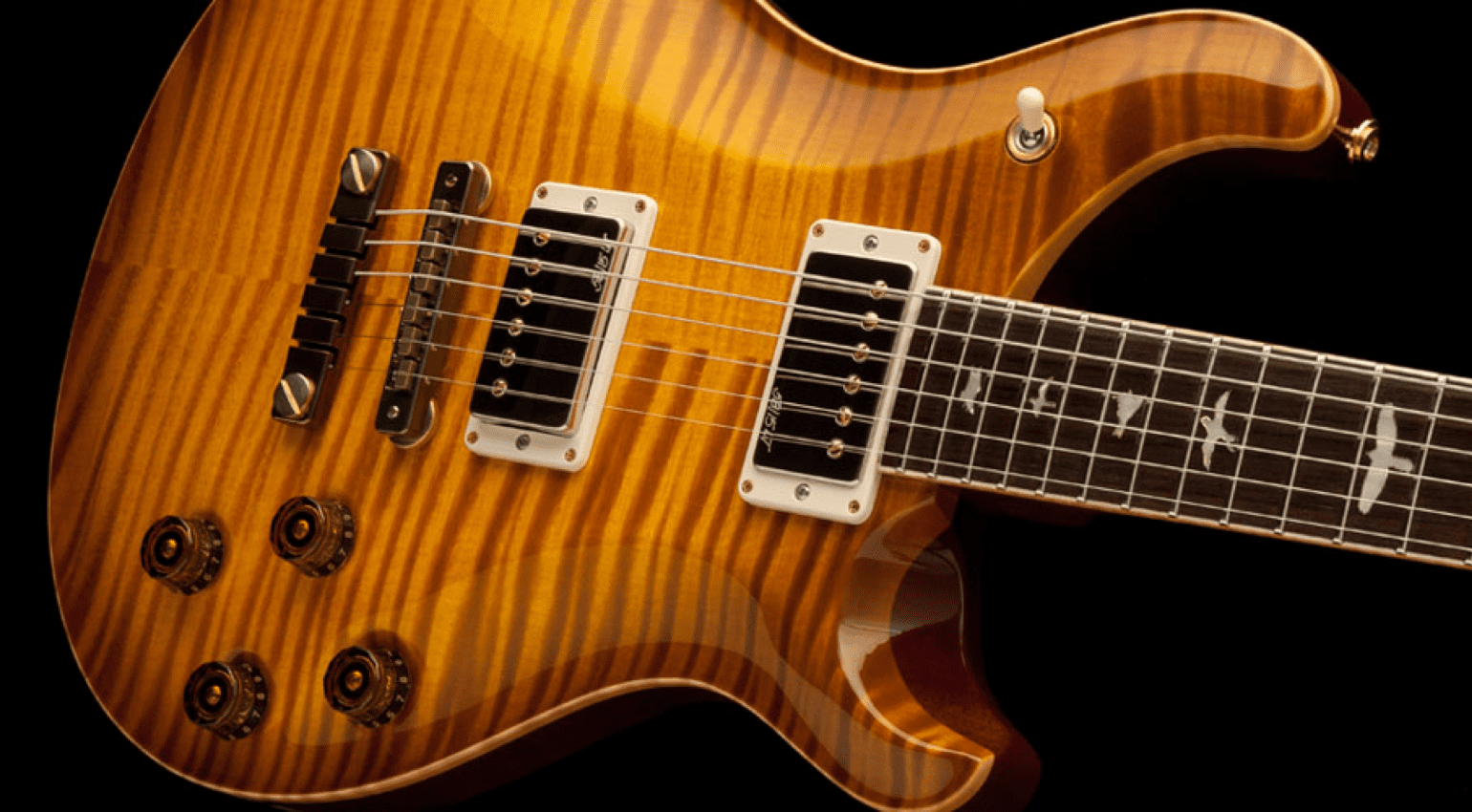 PRS Private Stock 2016 February McCarty 594. Why such an odd number?
