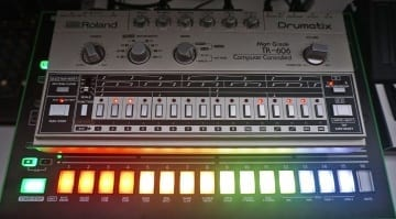 Roland TR-8 expansion TR-606