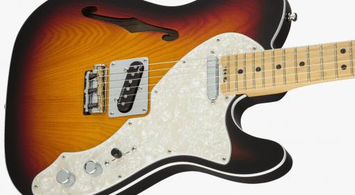 Fender USA Elite Series Thinline Telecaster Suspension Bridge