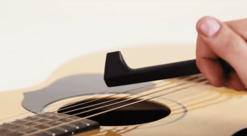 Guitar Triller percussive trill plectrum