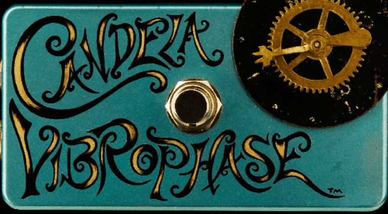 Zvex Candela Vibrophase pedal boutique USA
