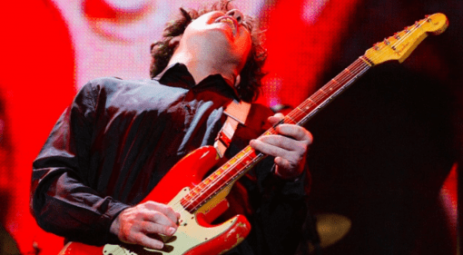 Gary Moore Fender Custom Shop Red Stratocaster