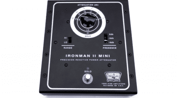 Tone King IronMan Mini II 8 Ohm 30 watts Line Out