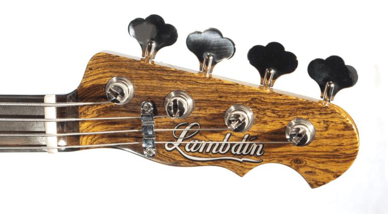 Lambdin Guitars 35er four string 35