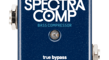 TC Electronics SpectraComp multiband bass compressor system 6000 tone Print