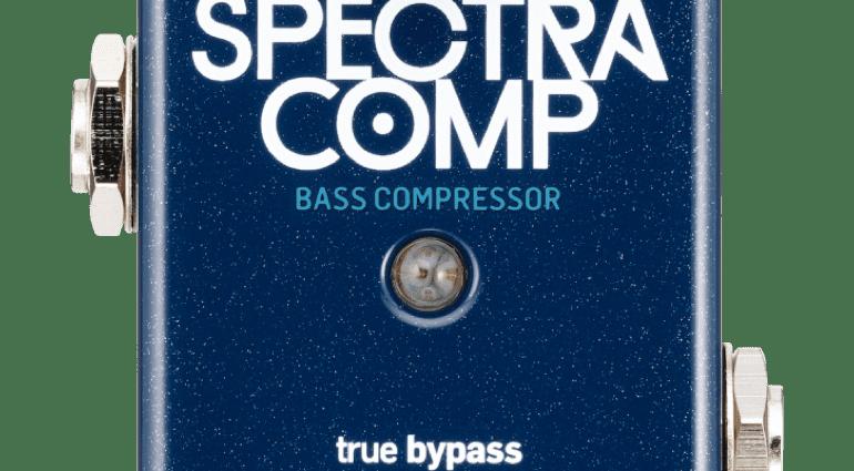 TC Electronics SpectraComp multiband bass compressor system 6000 tone Print