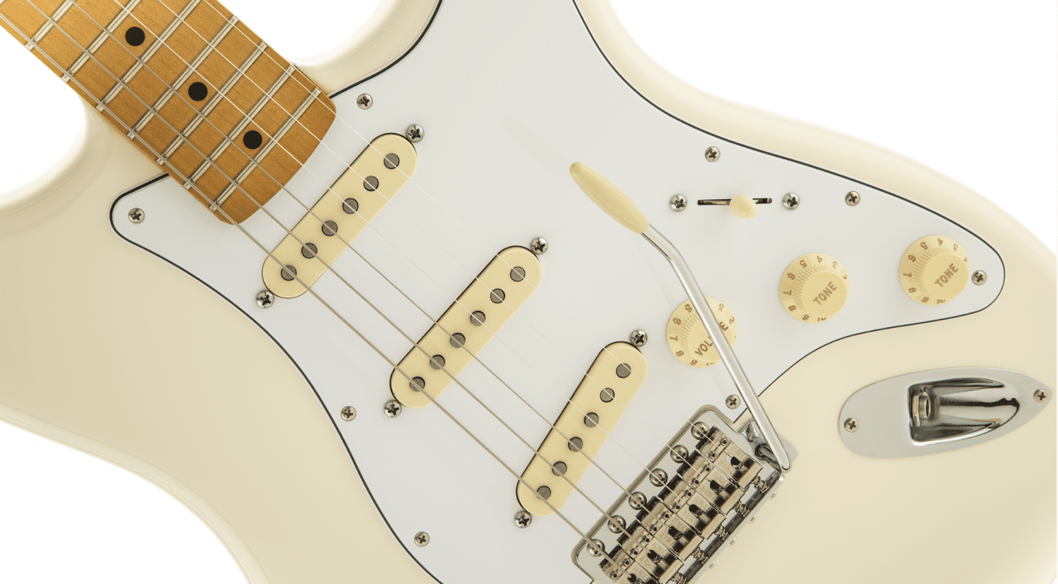Fender Jimi Hendrix Stratocaster - Bold As Love? - gearnews com