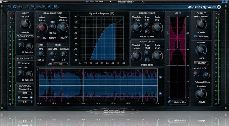 blue cat audio vst plugin