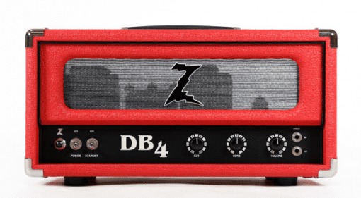 Dr Z DB4 Brad Paisley head combo 1x12 2x12 British Voiced valve amp series