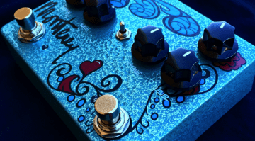 Jimi Hendrix Monterey boutique fuzz wah Leslie pedal