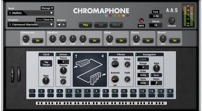 Chromaphone 2 Main