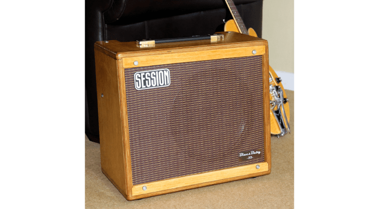 Award Session solid state 22 45 watt combo amp UK Made In England