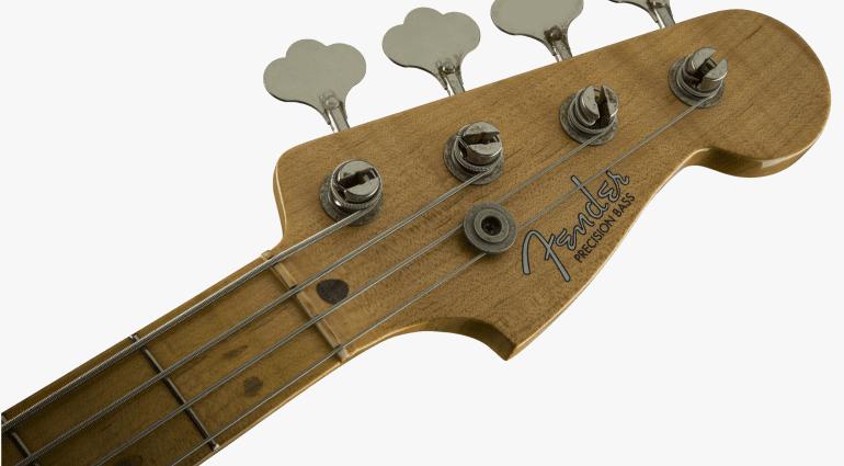 Fender Custom Shop Journeyman P Bass 1957