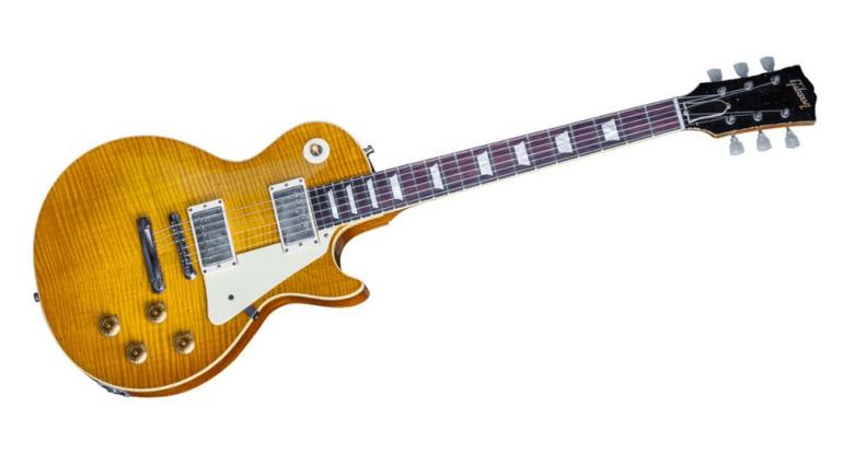 Gibson Custom Shop Rick Nielson '59 Les Paul Standard