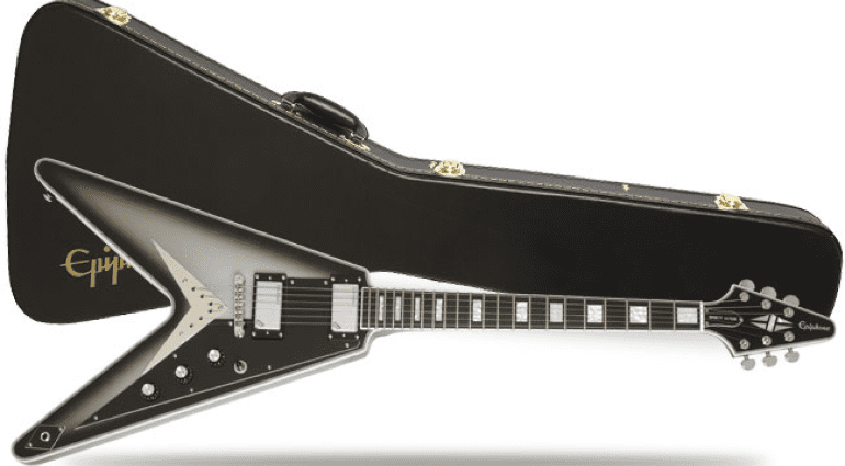 Epiphone Brent Hinds Signature new for 2016 with optional hard case ...