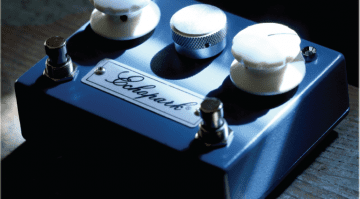 Echopark Guitars USA pedal boost Los Angles QOTSA Troy Van Leeuwen
