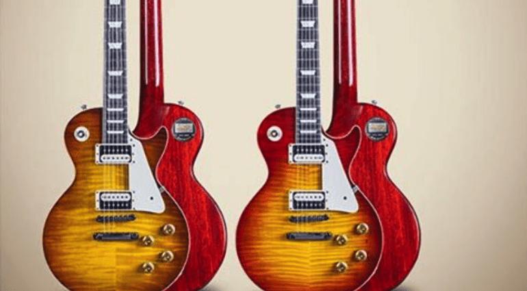 Instagram New Gibson Custom Shop ContouR8